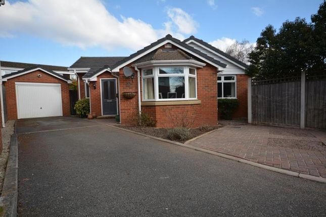 Thumbnail Detached bungalow for sale in Elms Park, Thingwall, Wirral