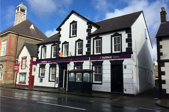 Thumbnail Retail premises to let in 37 High Street, Lampeter, Wales