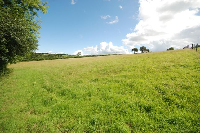 Thumbnail Land for sale in Yeo Vale, Bideford