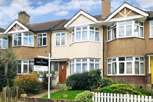 Thumbnail Terraced house for sale in Maybank Gardens, Eastcote, Pinner