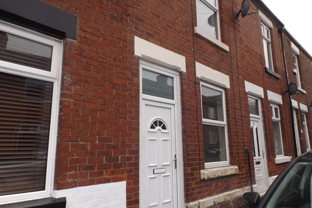 Thumbnail Terraced house to rent in Richmond Street, Hyde
