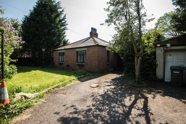 Thumbnail Detached bungalow for sale in Meadow Lane, Mawdesley, Ormskirk