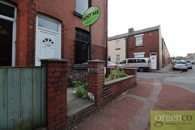 2 bed end terrace house to rent in Starcliffe Street, Farnworth, Bolton BL3