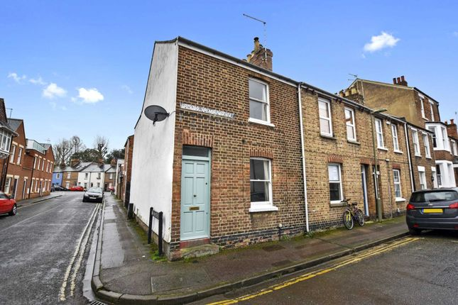 Thumbnail End terrace house for sale in Great Clarendon Street, Jericho, Oxford
