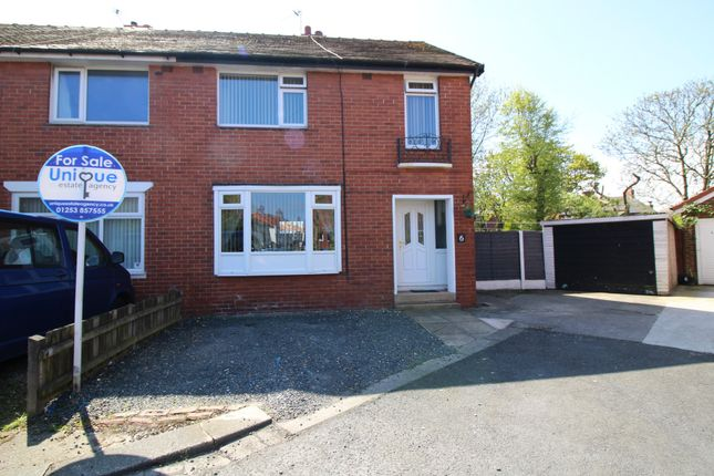 3 bed semi-detached house for sale in Ullswater Crescent, Thornton-Cleveleys