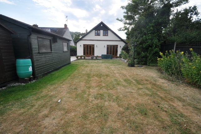 Thumbnail Detached bungalow for sale in Thorington Avenue, Benfleet