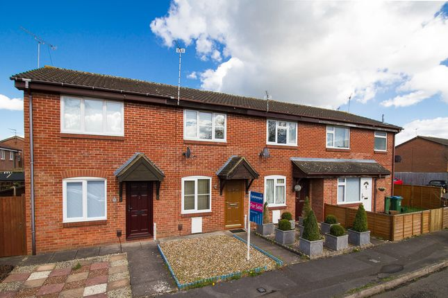 Thumbnail Terraced house to rent in Vickery Close, Aylesbury, Buckinghamshire