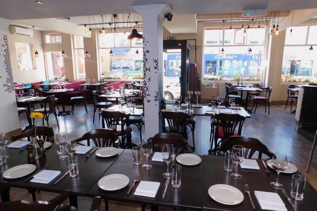 Thumbnail Restaurant/cafe for sale in 33-34 Frederick Street, Jewellery Quarter