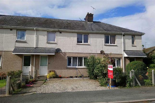 Thumbnail Terraced house for sale in 11, Brynheulog, Tywyn, Gwynedd