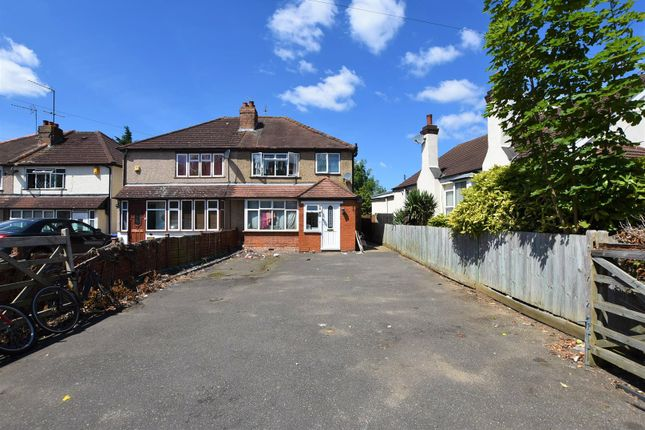 Thumbnail Semi-detached house to rent in Turnpike Lane, Uxbridge