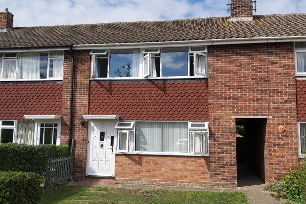Thumbnail Property to rent in St. Dunstans Close, Canterbury