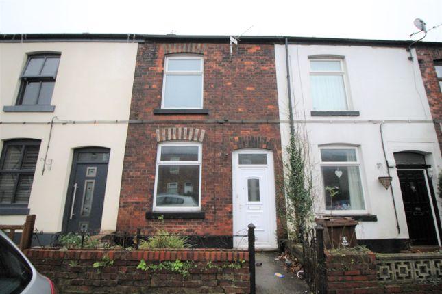 Thumbnail Terraced house to rent in Bennett Street, Hyde
