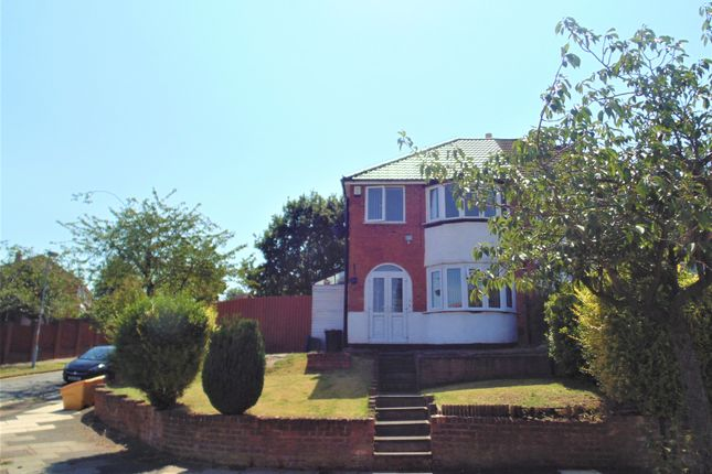 Thumbnail Semi-detached house for sale in Cramlington Road, Birmingham