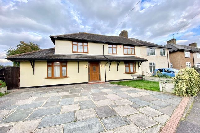 Thumbnail Semi-detached house to rent in Clementhorpe Road, Becontree