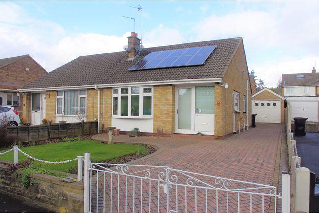 Thumbnail Semi-detached bungalow for sale in Fairways Drive, Harrogate