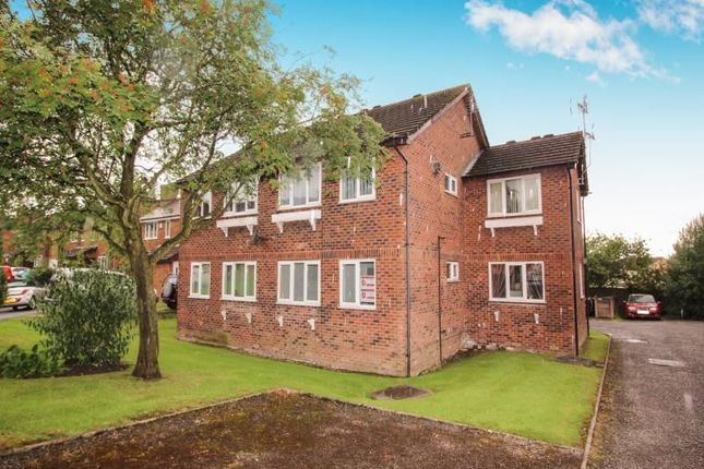 Thumbnail Flat to rent in Millersdale Court, Glossop