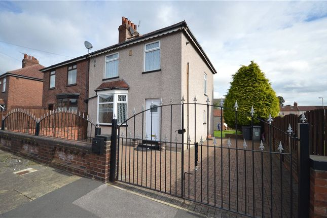 Thumbnail Semi-detached house for sale in Grovehall Avenue, Leeds, West Yorkshire