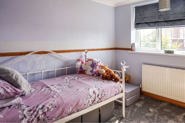 Bedroom Four of Bulwick Avenue, Scartho, Grimsby DN33