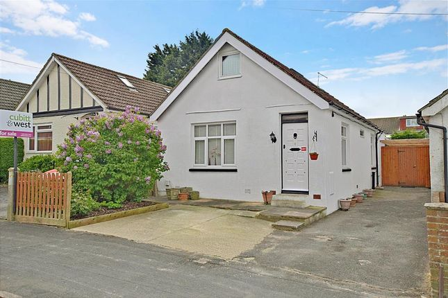 Thumbnail Detached bungalow for sale in Lansdowne Avenue, Waterlooville, Hampshire