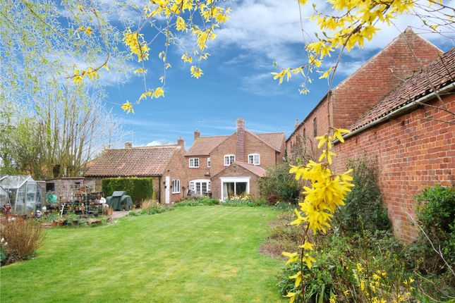 4 bed detached house for sale in Main Street, Little Ouseburn, North Yorkshire YO26
