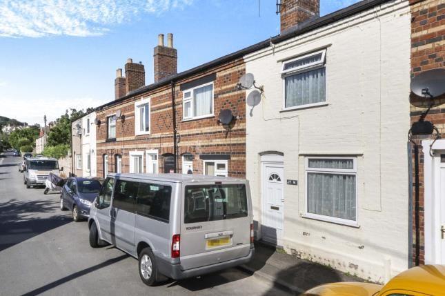 Thumbnail Terraced house for sale in Park Street, Denbigh, Denbighshire, North Wales