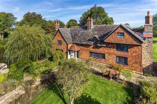 Thumbnail Detached house for sale in Rusper Road, Capel, Dorking