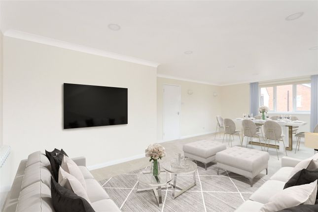 Thumbnail Flat for sale in Winston Court, 20B Lavant Road, Chichester, West Sussex
