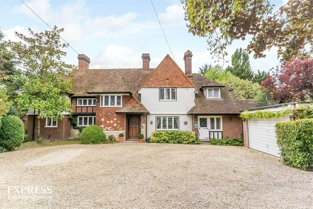 Thumbnail Detached house for sale in Wendover Road, Aylesbury, Buckinghamshire