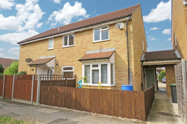 Thumbnail Detached house for sale in Buttermere Path, Biggleswade