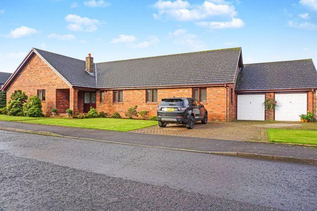 Thumbnail Detached bungalow for sale in Malor Park, Gretna