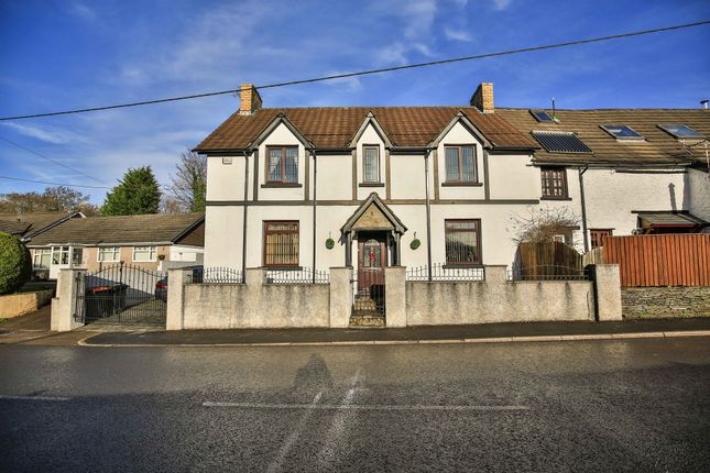 Thumbnail Farmhouse for sale in Tregwilym Road, Rogerstone, Newport