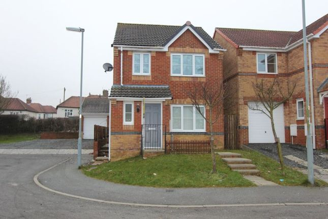 Thumbnail Detached house for sale in Wellfield Court, Murton, Seaham