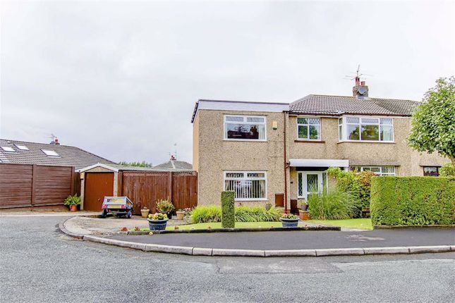 Thumbnail Semi-detached house for sale in Arnside Crescent, Blackburn