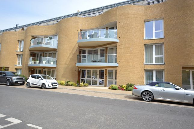 Thumbnail Flat for sale in Almansa Way, Lymington, Hampshire
