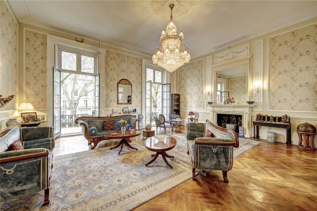 Thumbnail Flat for sale in Westbourne Terrace, Bayswater, London