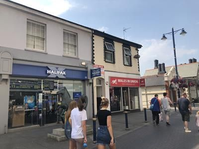 Thumbnail Retail premises to let in 34 John Street, Porthcawl, Mid Glamorgan