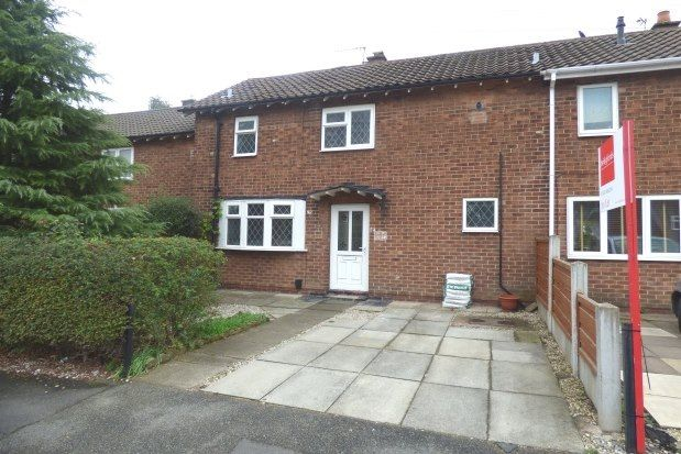 Thumbnail Property to rent in Alton Drive, Macclesfield