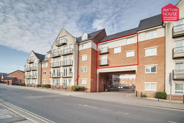 2 bed flat for sale in Uttoxeter New Road, Derby DE22