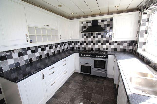 Thumbnail Terraced house to rent in Braeside, Burnhope, Durham