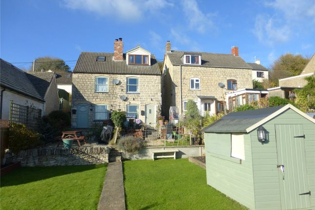 Thumbnail Semi-detached house for sale in The Cottage, Westrip, Stroud, Gloucestershire