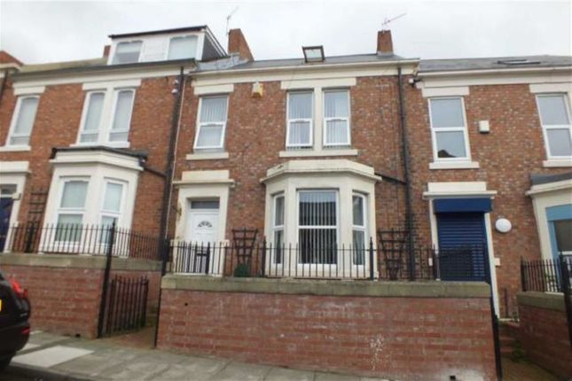 4 bed terraced house to rent in Armstrong Road, Newcastle Upon Tyne