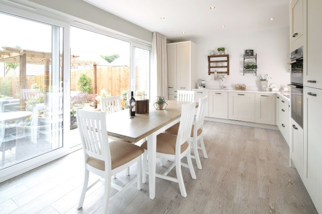 Thumbnail Semi-detached house for sale in Plot 6008, Day House Lane, Swindon