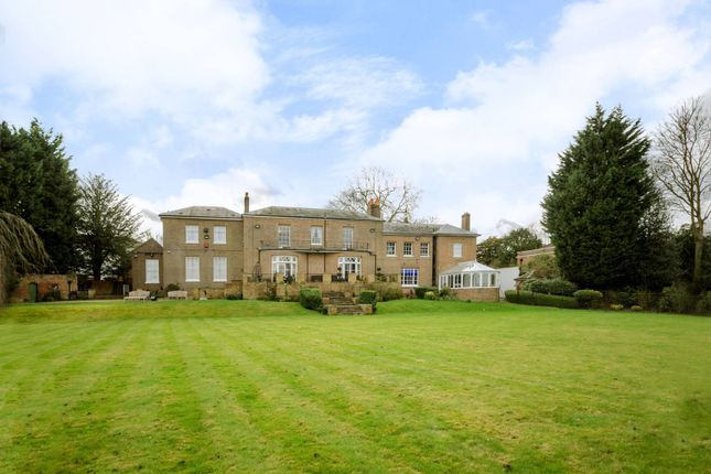 Thumbnail Detached house to rent in Hadley Green Road, Hadley Wood