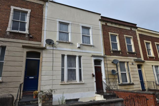 Thumbnail Terraced house to rent in Albert Park Place, Montpelier, Bristol