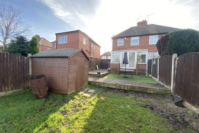 Rear Garden of Seymore Road, Aston, Sheffield, Rotherham S26