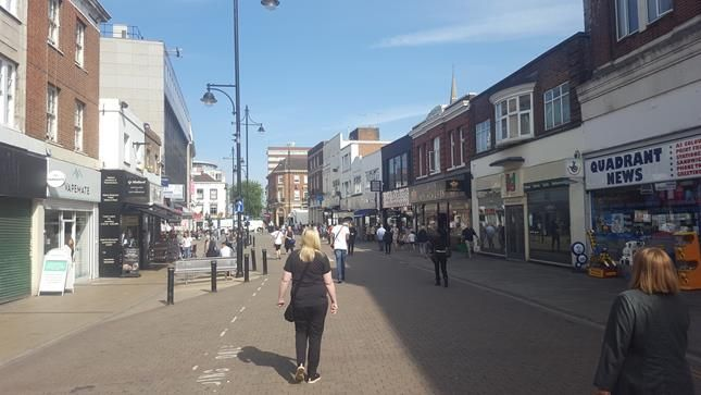 Thumbnail Retail premises to let in 21-23, South Street, Romford, Essex