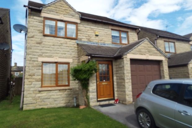 Thumbnail Property to rent in Jacobs Croft, Clayton, Bradford