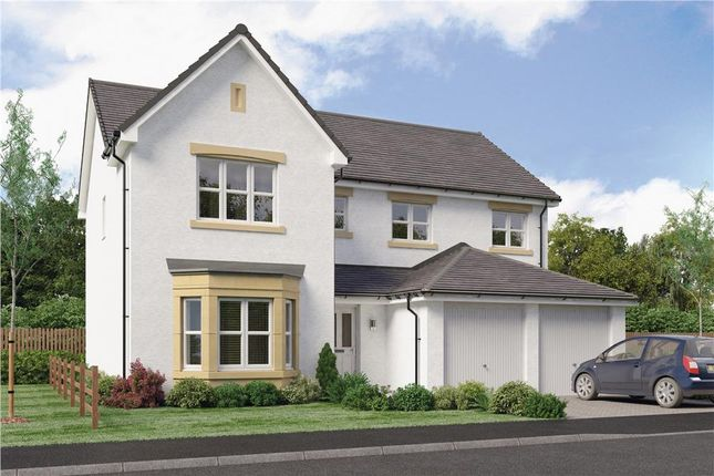 "Thumbnail Detached house for sale in ""Colville"" at Springhill Road, Barrhead, Glasgow"