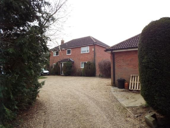 Thumbnail Detached house for sale in Rickinghall, Bury St Edmunds, Suffolk