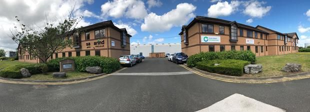 Thumbnail Office to let in Parkway Business Centre, Office E - First Floor, Parkway, Deeside Industrial Park, Deeside, Flintshire